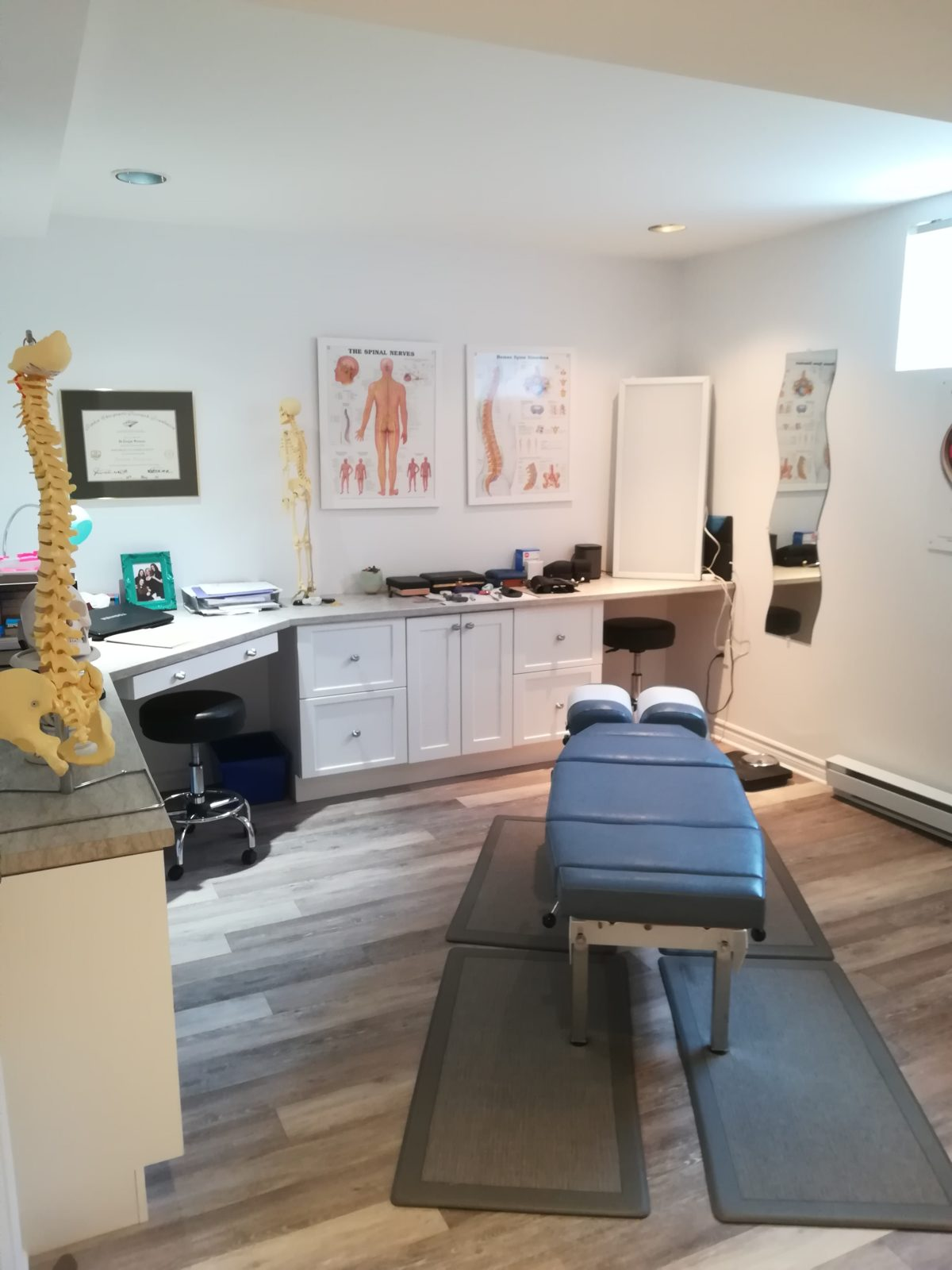What to expect at your first chiropractic visit